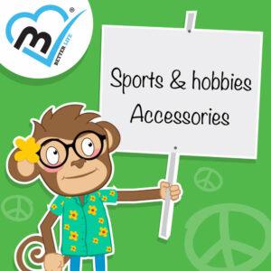 Better Life sports & hobbies κοσμήματα
